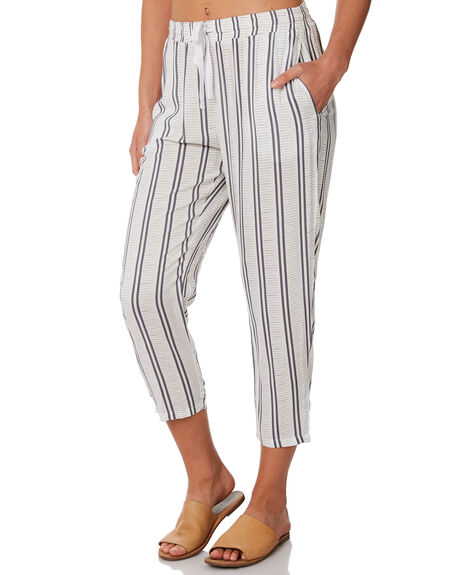 STRIPE WOMENS CLOTHING ELWOOD PANTS - W84608STR