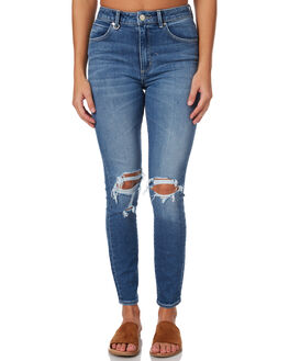 BLUE BUST WOMENS CLOTHING NEUW JEANS - 378371745