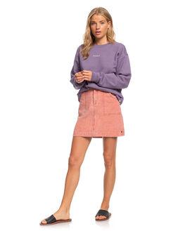 BRUSCHETTA WOMENS CLOTHING ROXY SKIRTS - ERJWK03085-MNP0