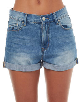 SUNDAY OUTLET WOMENS RES DENIM SHORTS - RW0936SSUN
