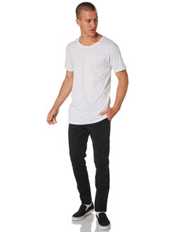 WHITE MENS CLOTHING AS COLOUR TEES - 5011WHI