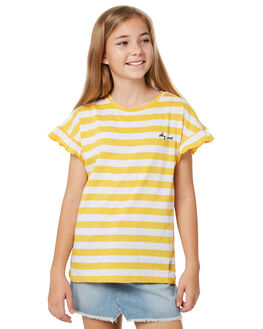 STRIPE KIDS GIRLS EVES SISTER TOPS - 9920032STR