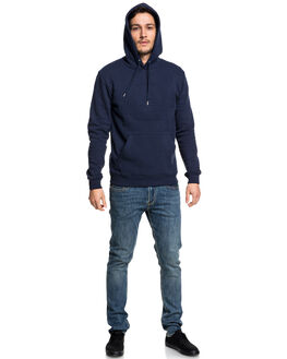 NAVY BLAZER MENS CLOTHING QUIKSILVER JUMPERS - EQYFT03877BYJ0
