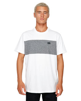 WHITE MENS CLOTHING BILLABONG TEES - BB-9591002-WHT
