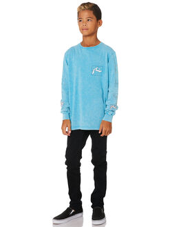 MAUI BLUE KIDS BOYS RUSTY TOPS - TTB0618MBU