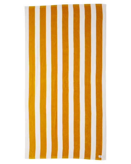 MUSTARD WHITE STRIPE DEALS FREE GIFTS SWELL  - S81841802MSWHS