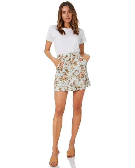 MINT WOMENS CLOTHING TIGERLILY SKIRTS - T303386MNT