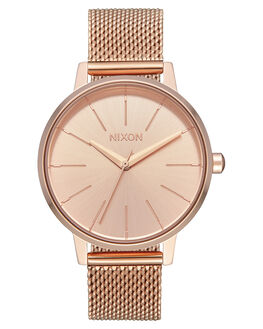 ALL ROSE GOLD WOMENS ACCESSORIES NIXON WATCHES - A1229897