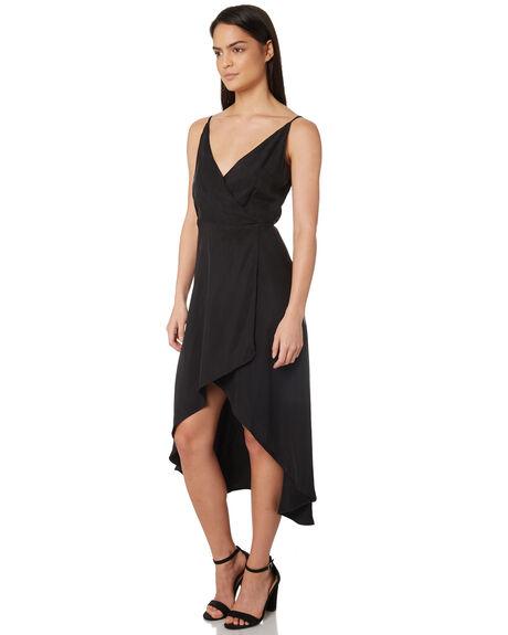 BLACK OUTLET WOMENS JORGE DRESSES - 8320054BLK