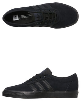 BLACK BLACK MENS FOOTWEAR ADIDAS SNEAKERS - BY4027BKBK