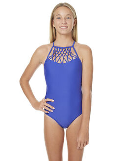 COBALT KIDS GIRLS JETS SWIMWEAR - JB10042COB