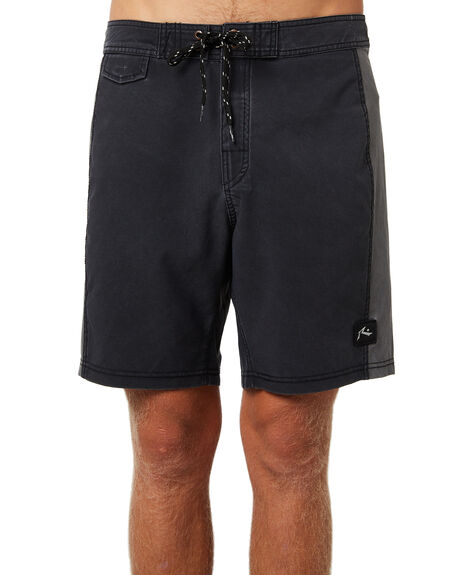 EIFFEL GREY MENS CLOTHING RUSTY BOARDSHORTS - BSM1238EIF
