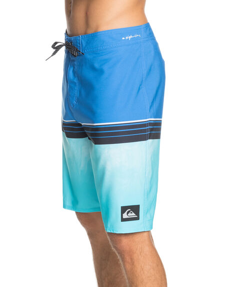 NEBULAS BLUE MENS CLOTHING QUIKSILVER BOARDSHORTS - EQYBS04480-BQV6