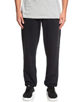 BLACK MENS CLOTHING QUIKSILVER PANTS - EQYFB03166-KVJ0