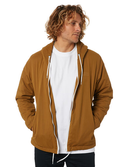 BRONZE MENS CLOTHING SWELL JACKETS - S5204382BRONZ