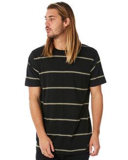 BLACK MENS CLOTHING BILLABONG TEES - 9586001BLK