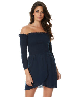 NAVY WOMENS CLOTHING RUE STIIC DRESSES - JA1740YNVY