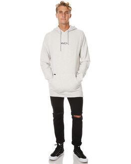 SNOW MARLE MENS CLOTHING RVCA JUMPERS - R173178SNMRL