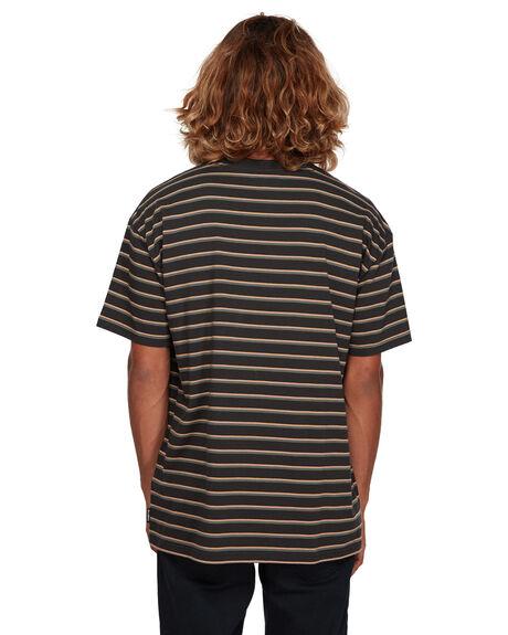 BLACK MENS CLOTHING BILLABONG TEES - BB-9591016-BLK