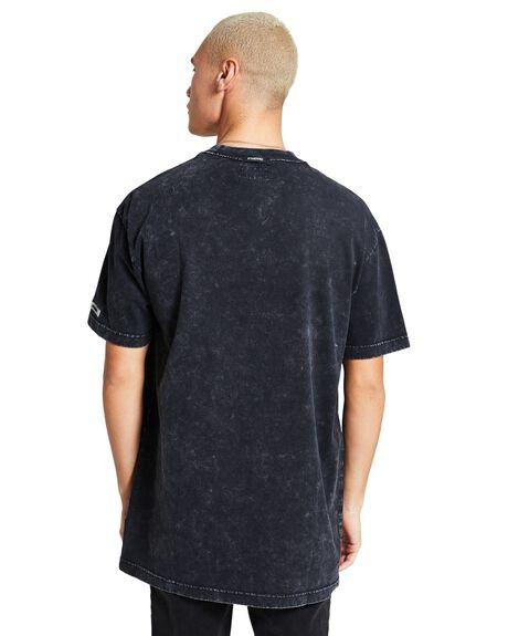 ACID BLACK MENS CLOTHING STANDARD JEAN CO TEES - 35958100026