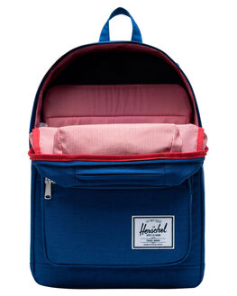 MONACO BLUE XHATCH MENS ACCESSORIES HERSCHEL SUPPLY CO BAGS + BACKPACKS - 10011-03262-OSMBX