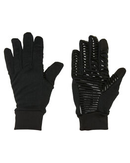 BLACK BOARDSPORTS SNOW POW GLOVES - PPL-C-S-NA-BKBLK