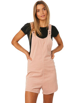 ROSE WOMENS CLOTHING AFENDS PLAYSUITS + OVERALLS - W182883ROS