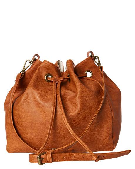 TAN WOMENS ACCESSORIES RUSTY BAGS - BFL0974TAN