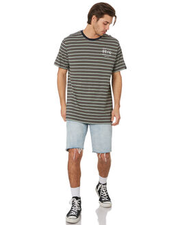 STRIPE MENS CLOTHING ST GOLIATH TEES - 4341040STR