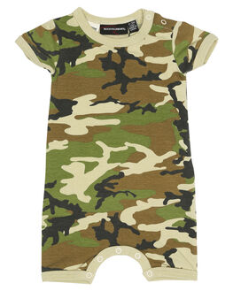 KHAKI KIDS BABY ROCK YOUR BABY CLOTHING - BBB171-AFKHA