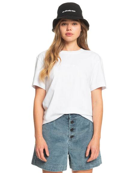 NAVY BLAZER WOMENS CLOTHING QUIKSILVER SHORTS - EQWNS03037-BYJ0