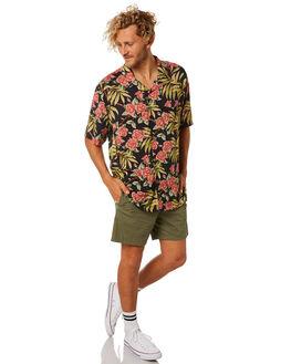 BURNT OLIVE MENS CLOTHING STUSSY BOARDSHORTS - ST081610BOLI