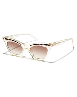 CHAMPAGNE ROSE GOLD WOMENS ACCESSORIES VALLEY SUNGLASSES - S0429CHAM