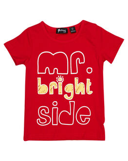 RED KIDS TODDLER BOYS RADICOOL DUDE TOPS - RD1008RED