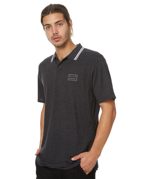 BLACK MENS CLOTHING BILLABONG SHIRTS - 9571142BLK