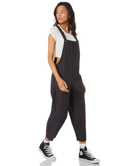 CHARCOAL WOMENS CLOTHING ELEMENT PLAYSUITS + OVERALLS - 296885CHAR