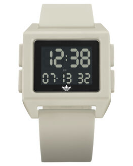 ASH SILVER MENS ACCESSORIES ADIDAS WATCHES - Z15-3186