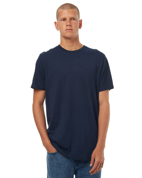 NAVY MENS CLOTHING VOLCOM TEES - A5011530NVY