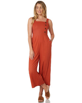 RUST WOMENS CLOTHING SWELL PLAYSUITS + OVERALLS - S8182451RUST