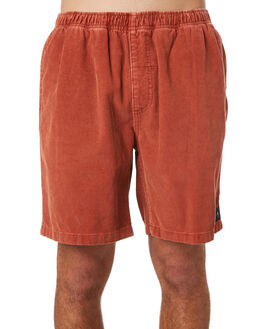 ROCKER RED MENS CLOTHING THRILLS SHORTS - TS9-308HRRED