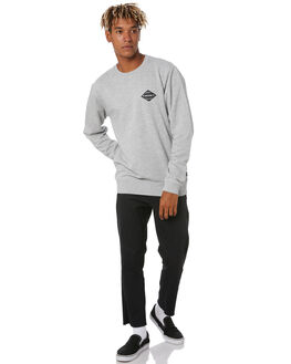 GREY MARLE MENS CLOTHING SWELL JUMPERS - S5203440GRYMA
