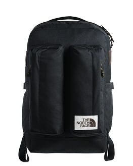 TNF BLACK MENS ACCESSORIES THE NORTH FACE BAGS + BACKPACKS - NF0A3KY4KS7