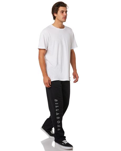 BLACK MENS CLOTHING BILLABONG PANTS - 9595302BLK