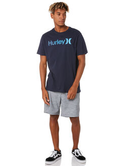 DARK SMOKE GREY MENS CLOTHING HURLEY SHORTS - CT1446079