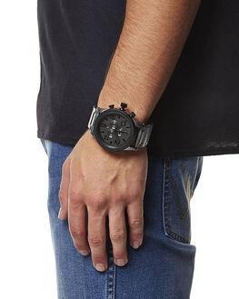MATTE BLACK/MATTE GUNMETAL MENS ACCESSORIES NIXON WATCHES - A0831062MATG