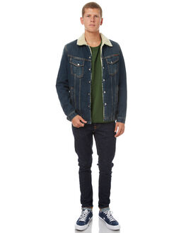 Mens Jackets | Leather & Denim Jackets Online | SurfStitch ...