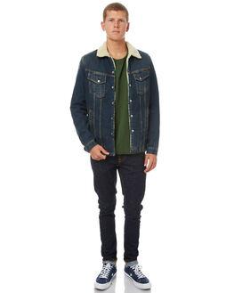 Mens Jackets | Leather & Denim Jackets Online | SurfStitch ...