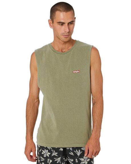 MOSS MENS CLOTHING INSIGHT SINGLETS - 1000088982MOS