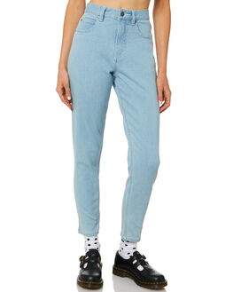 STONE BLUE OUTLET WOMENS AFENDS JEANS - 53-02-011STB