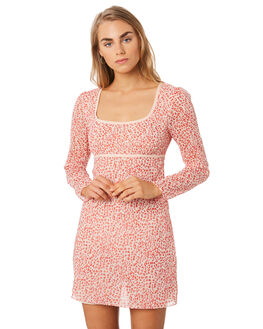 PINK PANTHER WOMENS CLOTHING THE EAST ORDER DRESSES - EO190901DPINK